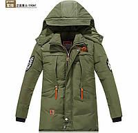 Куртка утепленная  на мальчика
