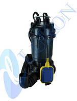 Дренажно-фекальный насос WQD P-201 с поплавком