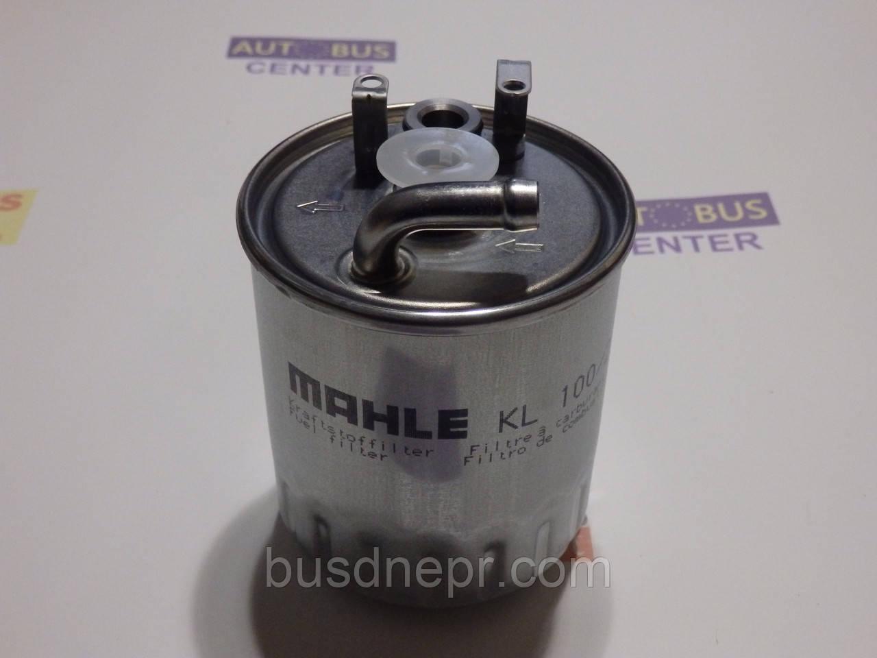 Фильтр топливный  Knecht KL100/2 МЕРСЕДЕС СПРИНТЕР CDI 211-416 (ом 611,612)