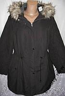 Новая стильная куртка пальто NEW LOOK полиэстер XXL 54 - 56 B132N