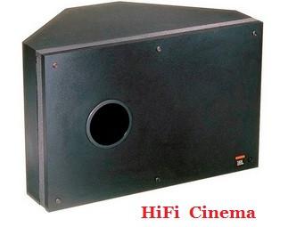 JBL Control SB2  профессиональный сабвуфер с двойной звуковой катушкой и стереовходом