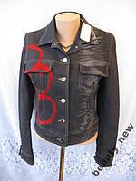Стильная  новая куртка BOLOGNA хлопок  S 42 - 44