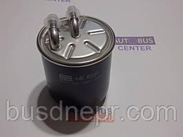 Фильтр топливный (вход-выход) MANN FILTER WK 820/1 Sprinter CDI 211-416 (ом 611,612)