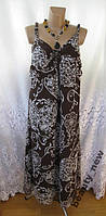 Новое стильное платье сарафан WARDROBE полиэстер L 50-52 A20N