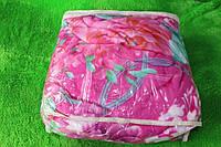 Махровая простынь двуспального размера из полированой микрофибры East Comfort