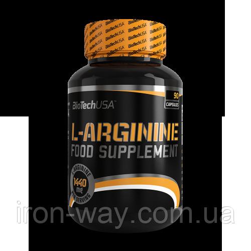 BioTech USA L-Arginine mg 90 caps