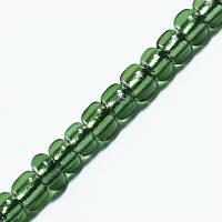 Бисер отверстие серебристое, оливковый(100 грамм) УТ0028000