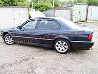 Дефлекторы окон (ветровики) COBRA-Tuning на BMW 7 E38 1994-2001