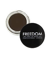 Помадка для бровей Freedom Makeup Pro Brow Pomade - Ebony