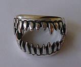 Кольцо К7530ММ, серебро 925 проба, чернение., фото 3