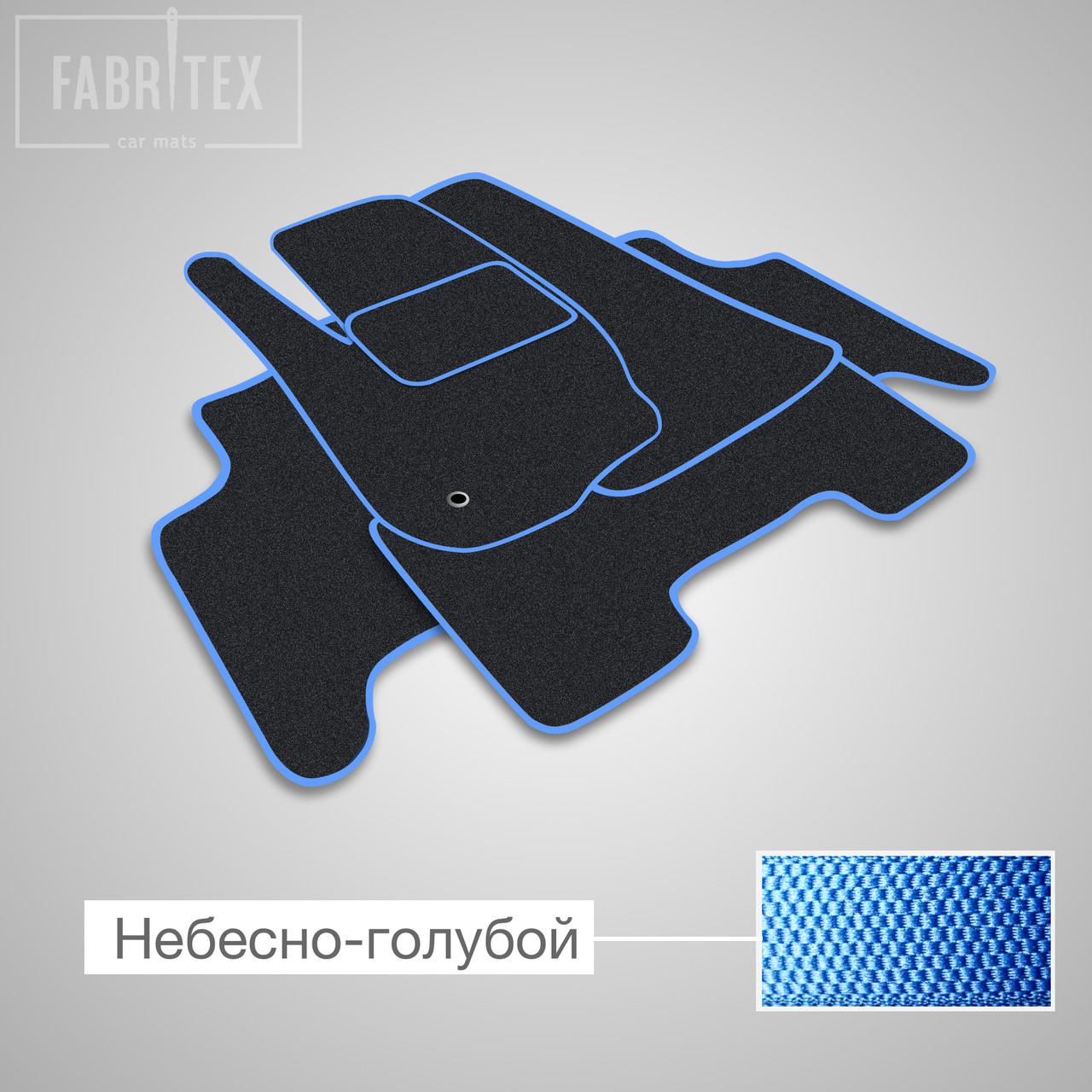 Создай свой дизайн Автоковриков (текстиль)