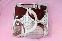 Махровая простынь из полированой микрофибры East Comfort - полуторный размер