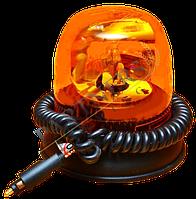 700/50114 Проблискуючий маячок(мигалка) оранжева JCB ДЖСБ Запчасти