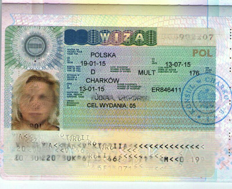 Трудоустройство. Наши довольные клиенты и их открытые визы! 9