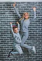 """Костюм женский """" Звезды"""" с капюшоном  (42-54 р), фото 1"""