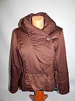 028Ш Куртка фирменная женская весна-осень р.46-48, фото 1