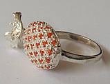 Кольцо К1163М, серебро 925 проба, кубический цирконий распродажа., фото 4