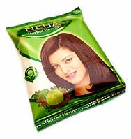 Хна для волос Neha Herbal Natural каштановая 30 грамм