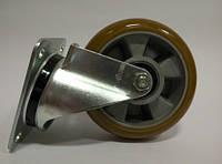Полиуретановые колеса на алюминиевом диске AU Ergoform-серия