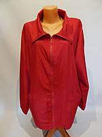 025Ш Куртка фирменная женская легкая р.50-52