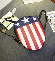 Рюкзак Щит капитана Америки. Captain America.