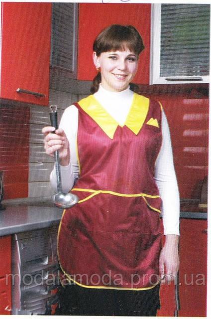 Фартук кухонный 4408 (нейлон)