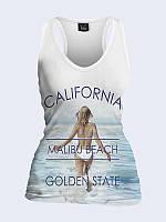 Майка-борцовка Калифорния - Золотой Штат