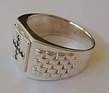 Кольцо 3107Г, серебро 925 проба, кубический цирконий., фото 4