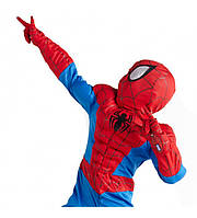 Детский карнавальный костюм Человека паука, костюм супер героя Spiderman