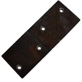 Доска ПЛЖ -51.301-Б полевая широкая с напайкой (12 мм)