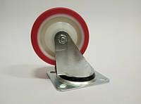 Колесо полиамидное с полиуретановым протектором для интенсивного использования PU-серия, фото 1