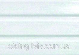 Софіт білий 3,5 м АСКО ASKO (Софит белый карнізна підшивка даху) Львів ціна