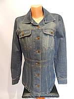 021Ш Куртка джинсовая женская легкаяDIVIDED р48-50