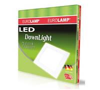 Светильник квадратный LED 24W яркий свет 4000К
