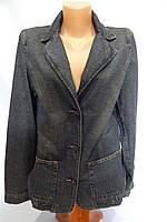 019Ш Куртка джинсовая женская легкая р 48-50, фото 1