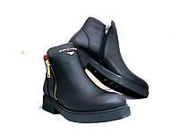 Женские ботинки Carlo Pachini с натуральной кожи , фото 1