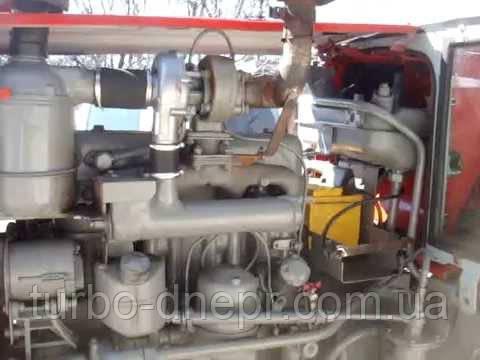 Комплект переоборудования трактора ЮМЗ под турбину
