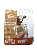 Мука мясо-костная 1 кг кормовая добавка