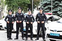 Форма патрульной полиции Украины