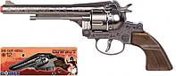 Детский револьвер Gonher Cowboy 12-зарядный 122/0
