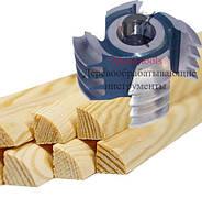 Фрезы для изготовления дверного и оконного штапика М-005