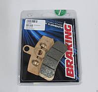 Тормозные колодки Braking 943CM77