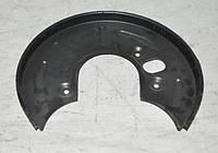 Захисний Щит переднього гальма ВАЗ 2108 правий (вир-во АвтоВАЗ) 21080-350114600