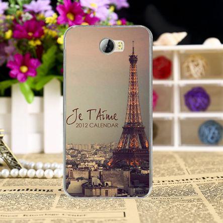 Чехол-накладка для Huawei Y5 II с рисунком Париж