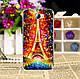 Чехол-накладка для Huawei Y5 II с рисунком Париж, фото 6
