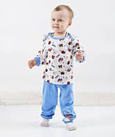 Детский пижама для мальчика ВИРАЖ-2
