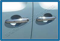 MERCEDES CITAN PANEL VAN/LAV (2013+) Дверные ручки (нерж.) 4-дверн. Omsa