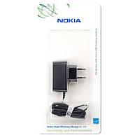 Сетевая зарядка для Nokia Micro-USB (AC-10E) 1200 mAh блистер