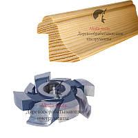 Фрезы для изготовления обложного штапа М-002