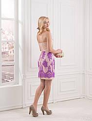 Вечернее, выпускное платье V-066